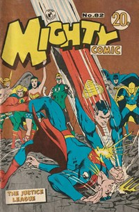 Mighty Comic (Colour Comics, 1960 series) #82 — No title recorded