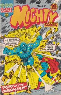 Mighty Comic (Colour Comics, 1960 series) #97