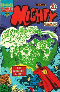 Mighty Comic (KG Murray, 1973 series) #98
