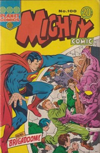 Mighty Comic (KG Murray, 1973 series) #100