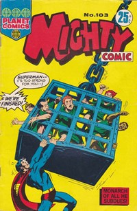 Mighty Comic (KG Murray, 1973 series) #103
