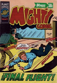 Page 1—Mighty Comic (KG Murray, 1973 series) #nn [126]  ([April 1979])