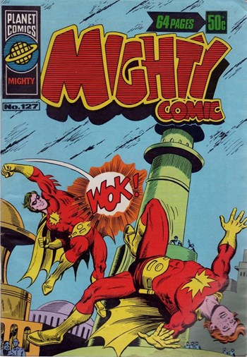 Mighty Comic (KG Murray, 1973 series) #127  ([July 1979])
