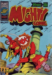 Mighty Comic (KG Murray, 1973 series) #127 — Untitled (Cover)