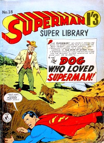 The Dog Who Loved Superman