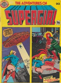 Page 1—The Adventures of Supergirl (Murray, 1980? series)  ([1980?])