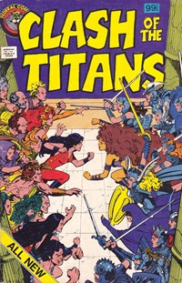 Clash of the Titans (Federal, 1983 series)  (June 1983)