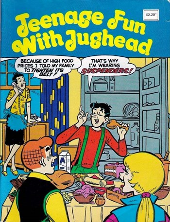 Teenage Fun with Jughead (Yaffa, 1982? series)  ([1982?])