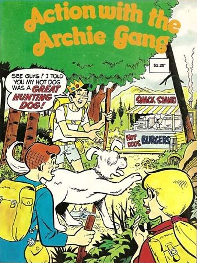 Action With the Archie Gang (Yaffa, 1991)  (1991?)
