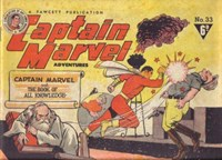 Captain Marvel Adventures (Cleland, 1949 series) #33