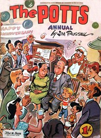 The Potts Annual (Sun, 1952 series)  ([December 1952])
