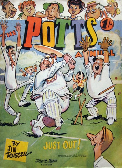 The Potts Annual (Sun, 1952 series)  ([1956?])