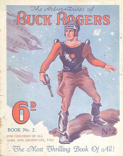 The Adventures of Buck Rogers (Fitchett, 1938 series) #2 ([1937?])