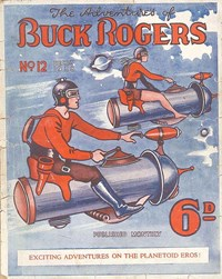 The Adventures of Buck Rogers (Fitchett, 1938 series) #12 ([1 December 1938?])