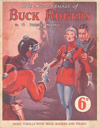 The Adventures of Buck Rogers (Fitchett, 1938 series) #15 ([March 1939?])