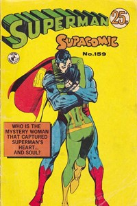 Superman Supacomic (Colour Comics, 1959 series) #159 — Untitled