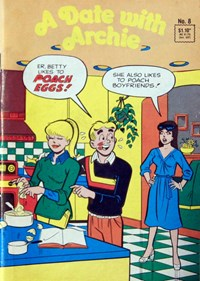 A Date With Archie (Yaffa Publishing, 1985 series) #8
