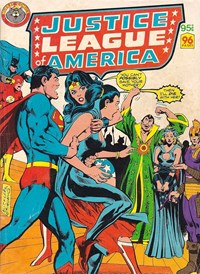 Justice League of America (Murray, 1981?)  — Untitled