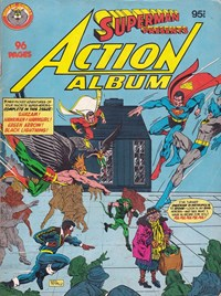 Superman Presents Action Album (KGM, 1982) #20 — No title recorded