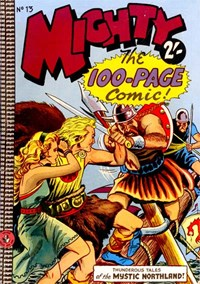 Mighty The 100-Page Comic! (Colour Comics, 1957 series) #13 ([September 1959?])