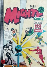 Mighty Comic (Colour Comics, 1960 series) #33 ([January 1963])