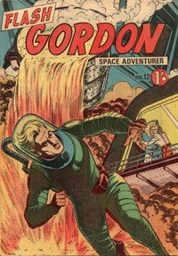 Flash Gordon Space Adventurer (Yaffa/Page, 1965 series) #12 — Untitled