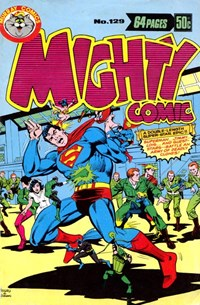 Mighty Comic (KG Murray, 1973 series) #129 — No title recorded