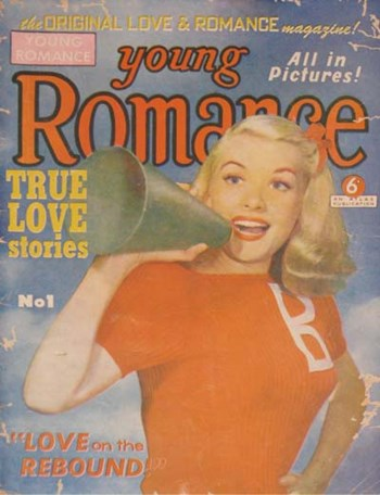 Young Romance (Atlas, 1950? series) #1 ([1951?])