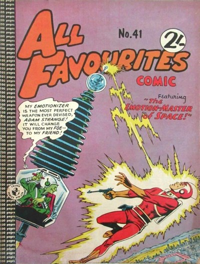 All Favourites Comic (Colour Comics, 1960 series) #41 ([February 1964])
