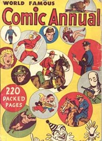 World Famous Comic Annual (Atlas, 1952? series)  ([1952?])