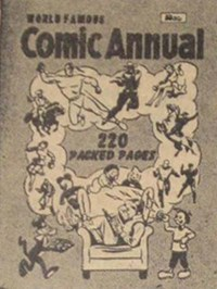 World Famous Comic Annual (Atlas, 1952? series) #6 (December 1954)