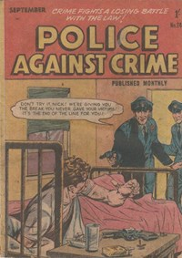 Police Against Crime (Jubilee, 1954 series) #24