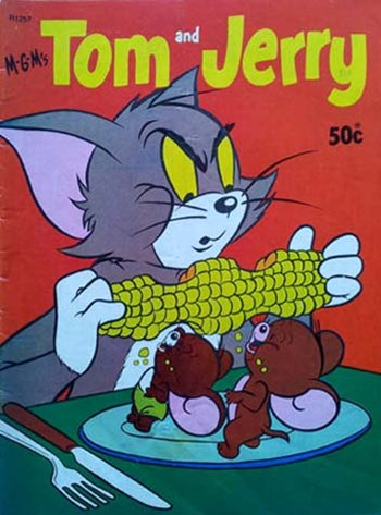 M-G-M's Tom and Jerry