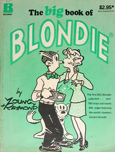 The Big Book of Blondie (Beaumont, 1979)  (1979)