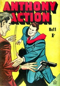 Anthony Action Private Investigator (Atlas, 1955? series) #11 ([1956?])