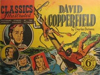 Classics Illustrated (Ayers & James, 1949 series) #24 ([June 1949?]) —David Copperfield