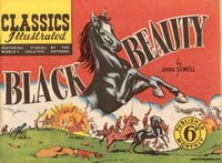 Classics Illustrated (Ayers & James, 1949 series) #30 ([December 1949?]) —Black Beauty