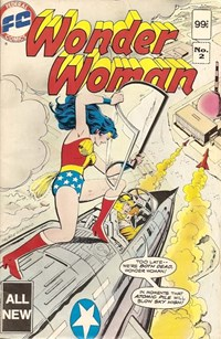 Wonder Woman (Federal, 1983 series) #2 ([May 1984?])