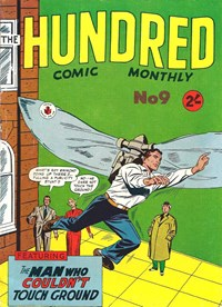 The Hundred Comic Monthly (Colour Comics, 1956 series) #9