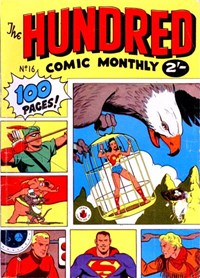 The Hundred Comic Monthly (Colour Comics, 1956 series) #16