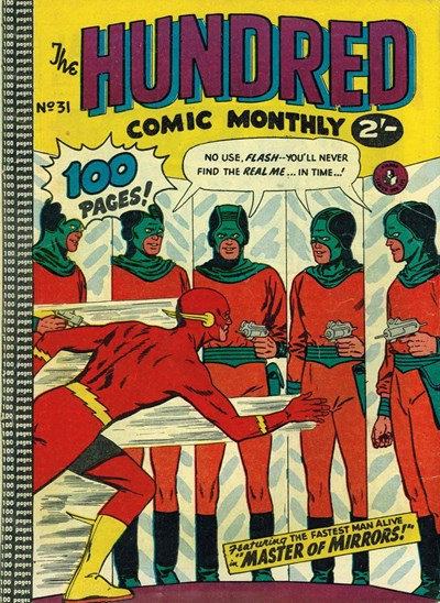 The Hundred Comic Monthly (Colour Comics, 1956 series) #31 ([April 1959?])