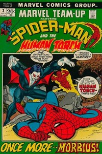 Marvel Team-Up (Marvel, 1972 series) #3 — Once More--Morbius!