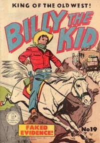 Billy the Kid Adventure Magazine (Atlas, 1955? series) #19 ([February 1957?])