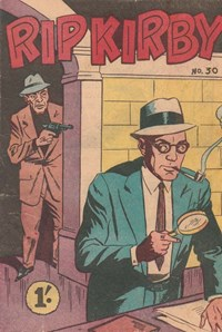 Rip Kirby Ace Detective (Photo-Type, 1964 series) #30 ([March 1964?])