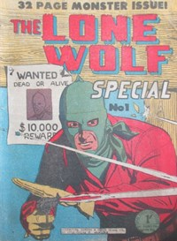 Lone Wolf Special (Atlas, 1956 series) #1