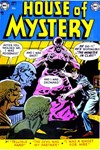 House of Mystery (DC, 1951 series) #6 (September 1952)