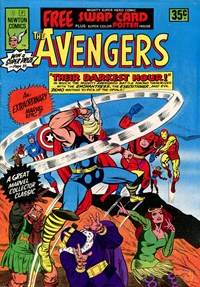 The Avengers (Newton, 1975 series) #7 — Their Darkest Hour