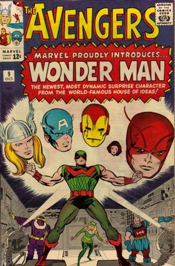 Marvel Proudly Introduces... Wonder Man