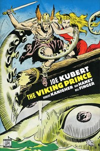 The Viking Prince (DC, 2010 series)  — The Viking Prince