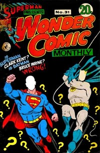 Superman Presents Wonder Comic Monthly (Colour Comics, 1965 series) #31 — The New Superman and Batman Team!